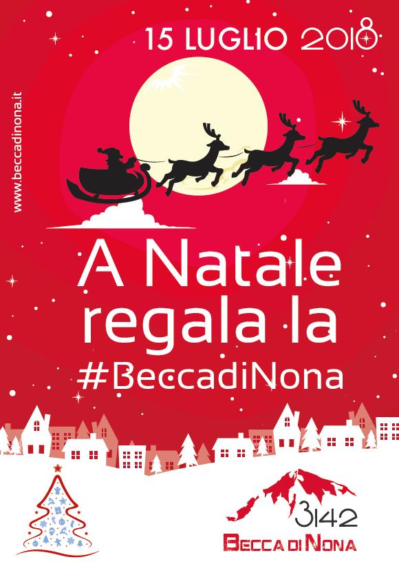 A Natale regala la Becca